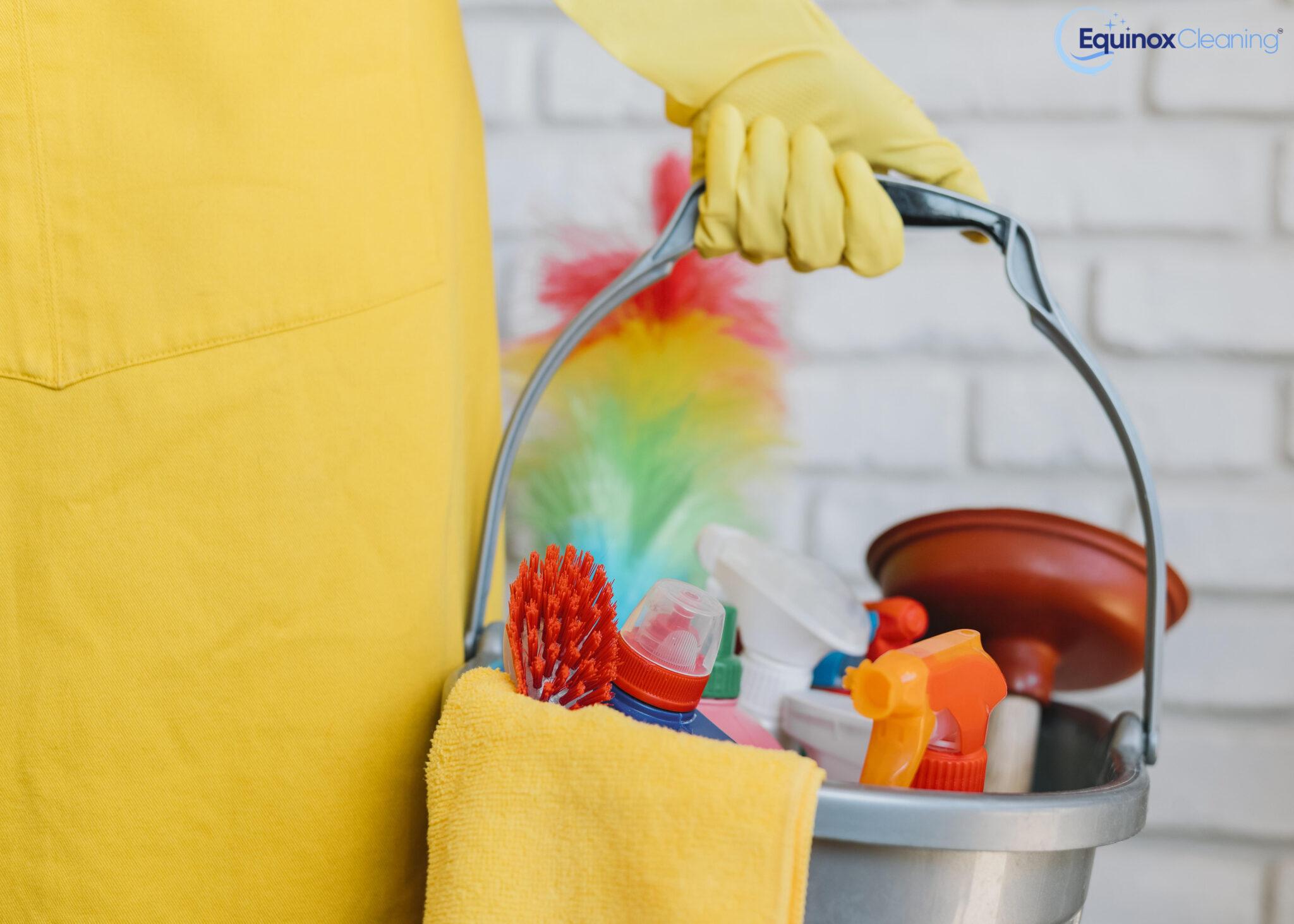 Equinox cleaning | staff