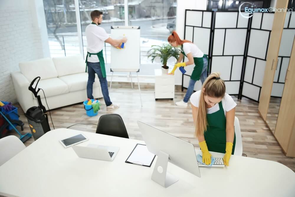 Equinox cleaning | Move in cleaning