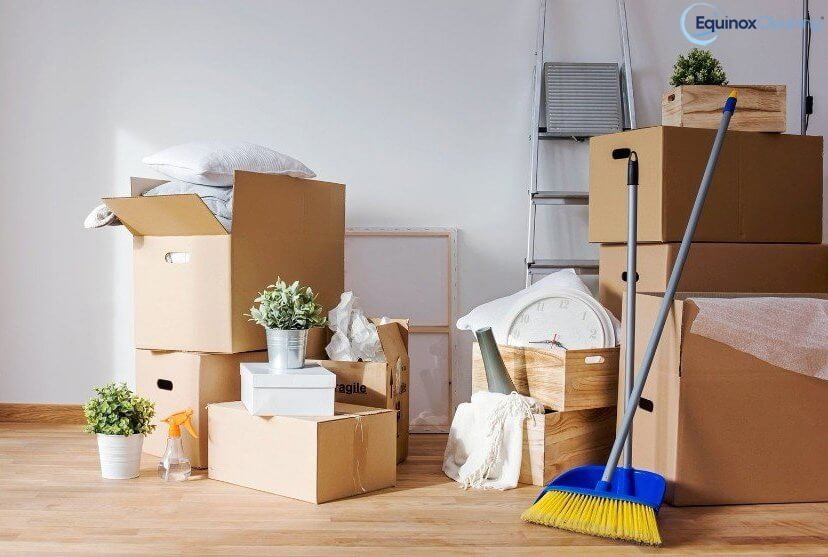 Equinox cleaning | moveout